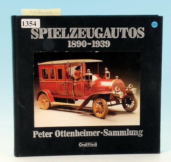 Spielzeugautos 1890 - 1939