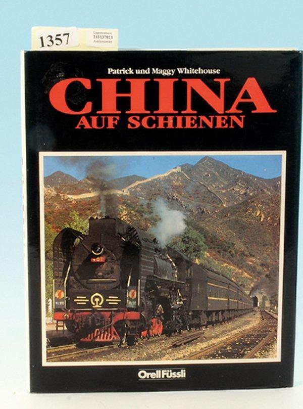 """Whitehouse """"China auf Schienen"""""""