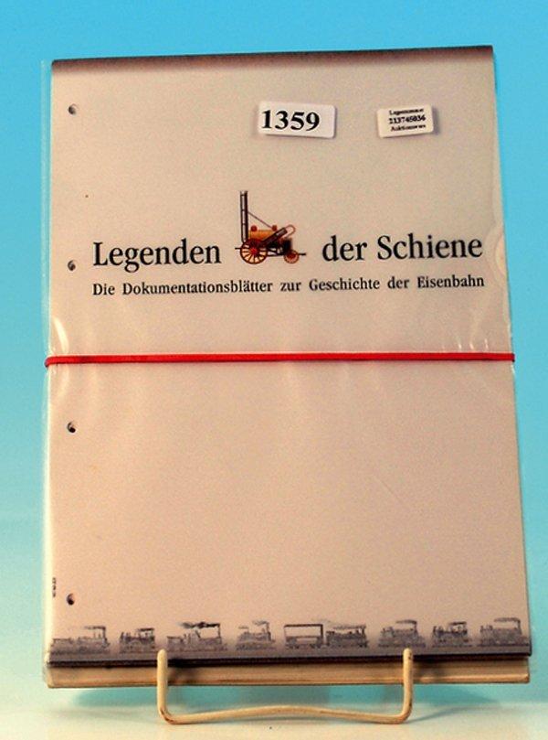 Betriebsmittelverzeichnis der Lübeck Büchener