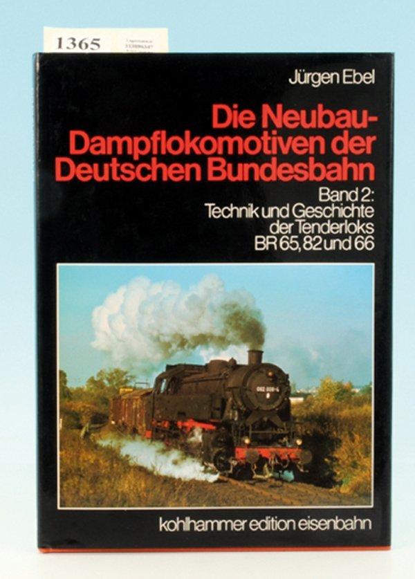 Die Neubau-Dampflokomotiven der DR