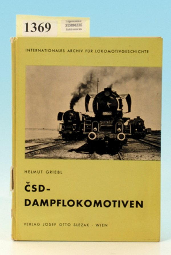 CSD-Dampflokomotiven