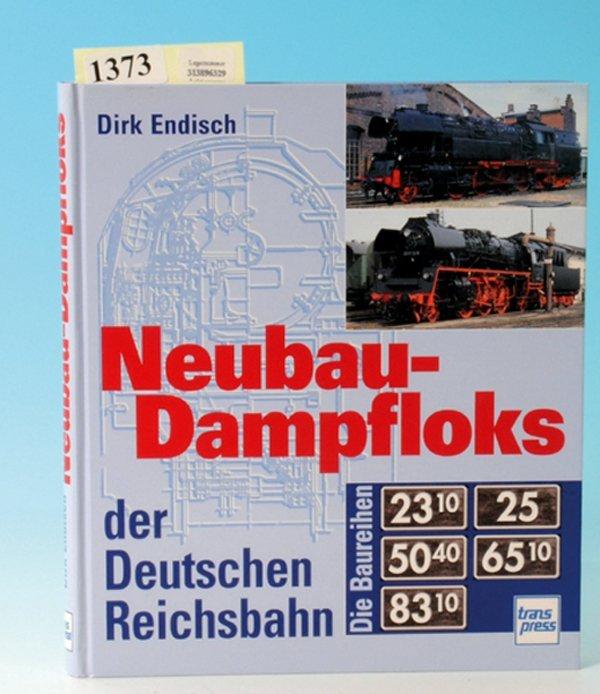 Neubau-Dampfloks der DR