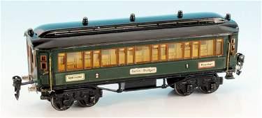 MARKLIN D-Zug-Wagen 1931/0 G