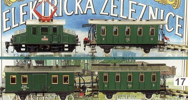 """17: 1 ETS Zugpackung """"PERSONENZUG"""""""