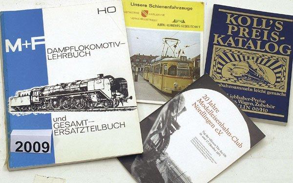 2009: 1 Konvolut Literatur