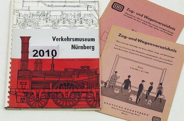 2010: 1 Konvolut Literatur