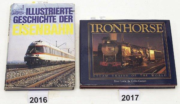 """2016: 1 """"Illustrierte Geschichte der Eisenbahn"""""""