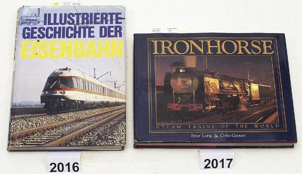 "2017: 1 Exemplar ""IRON HORSE"""