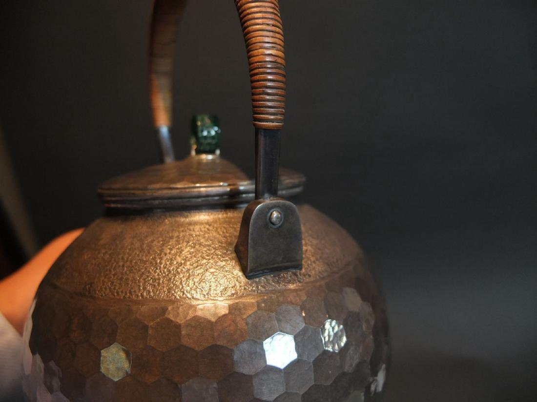 A Silver Teapot - 3