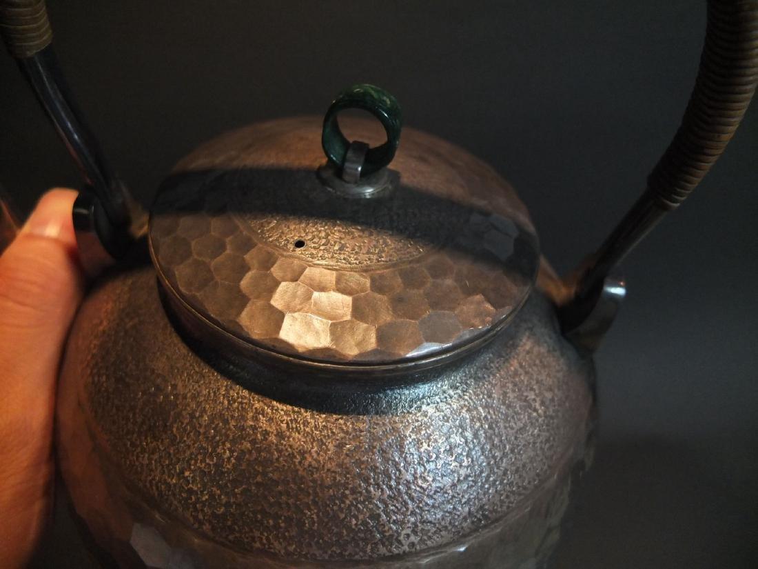 A Silver Teapot - 4