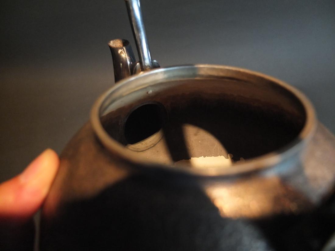 A Silver Teapot - 6