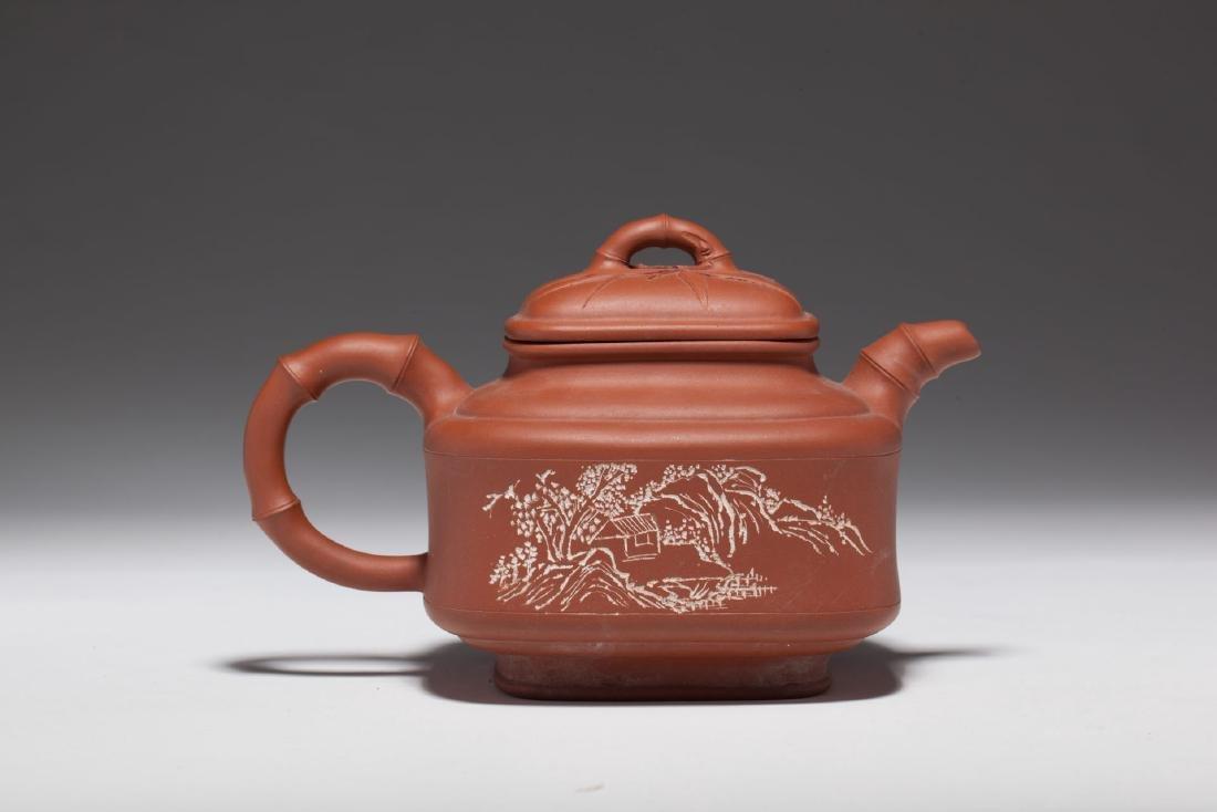 A YiXing Teapot