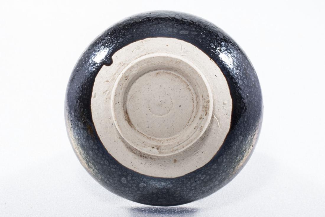 A Chinese Cizhou Yuteki Tenmoku - 5