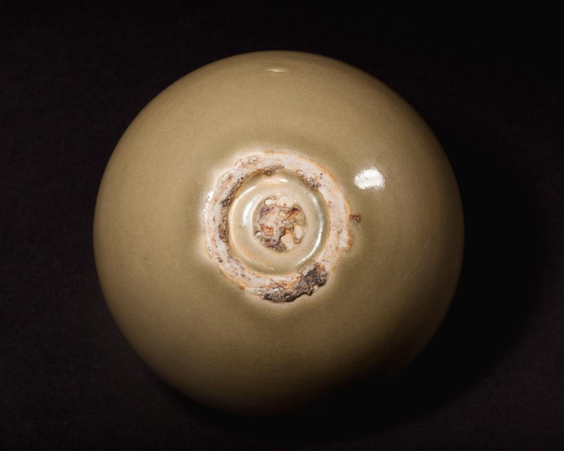 A Yaozhou Celadon Porcelain Bowl - 4