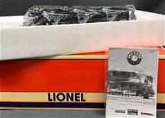 Boston and Albany O Scale Lionel Steam Locomotive