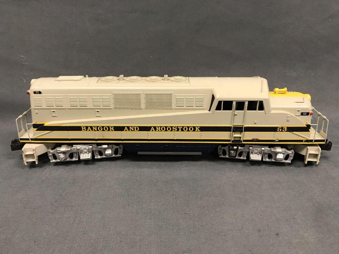 Atlas and Williams O Scale Diesel locomotives - 2