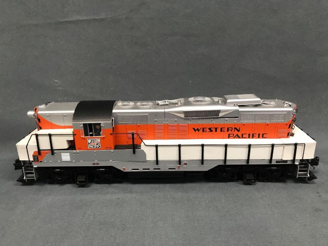 Atlas and Williams O Scale Diesel locomotives - 3