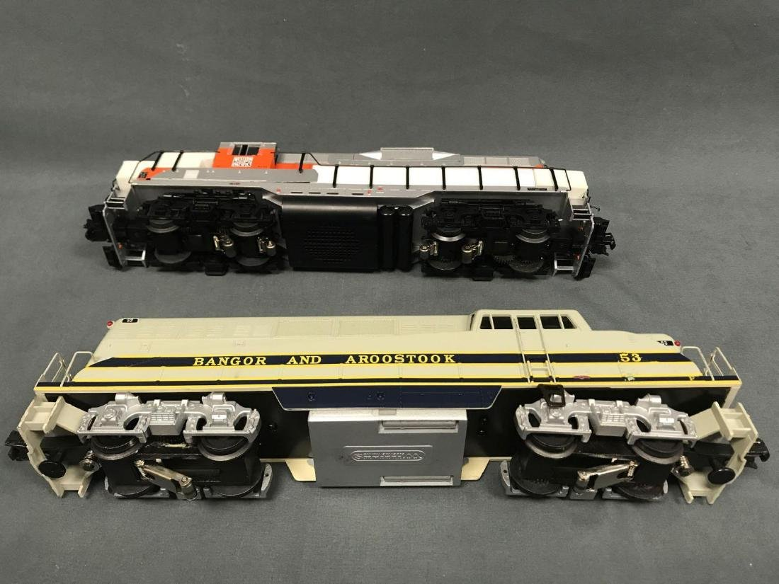 Atlas and Williams O Scale Diesel locomotives - 5