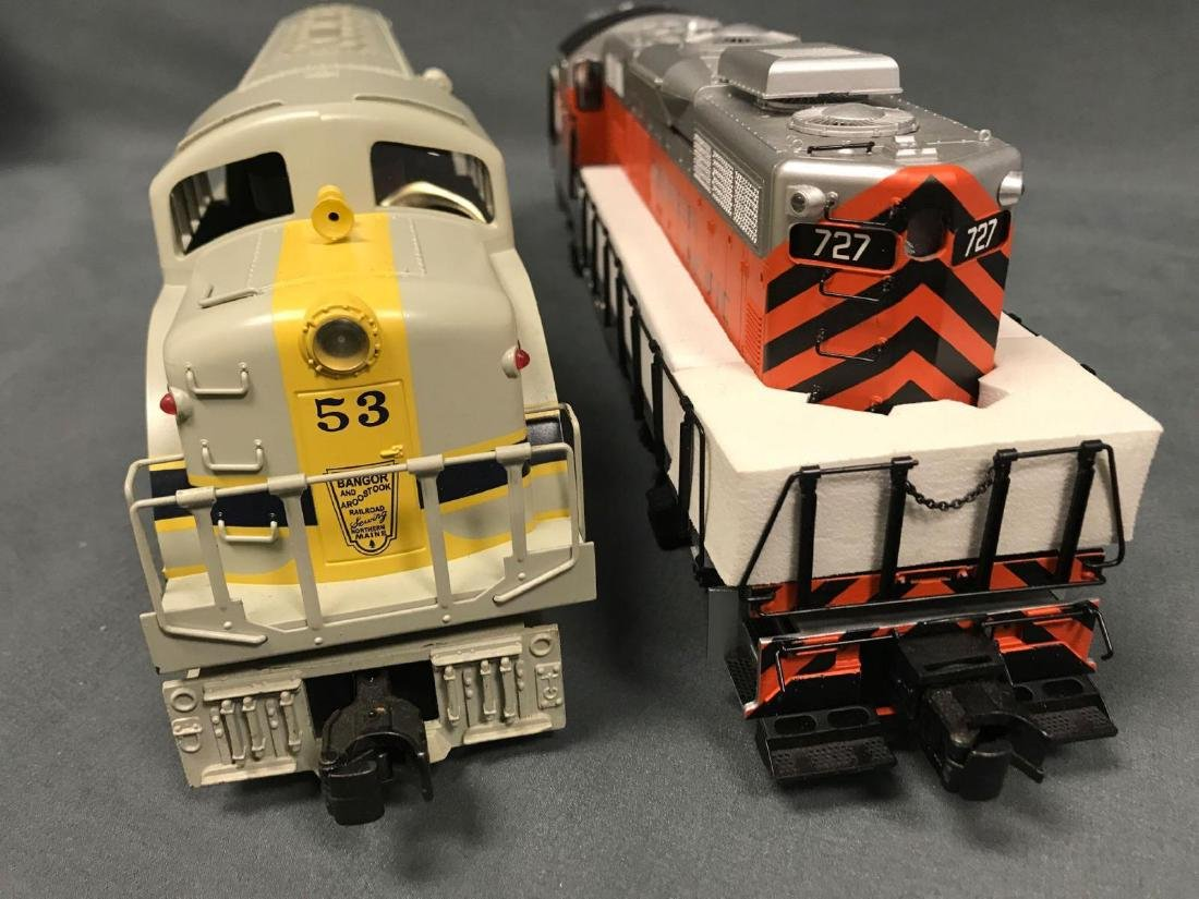 Atlas and Williams O Scale Diesel locomotives - 6