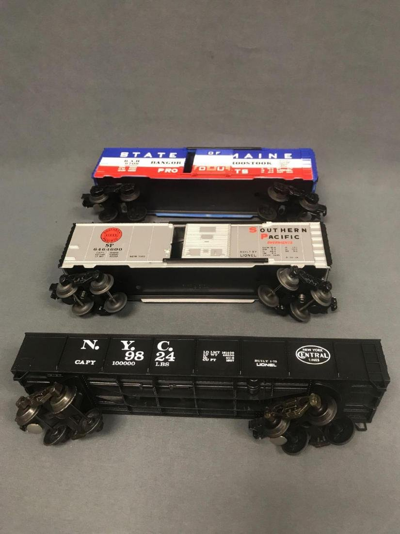 Lot of 9 Lionel O scale Freight cars - 5