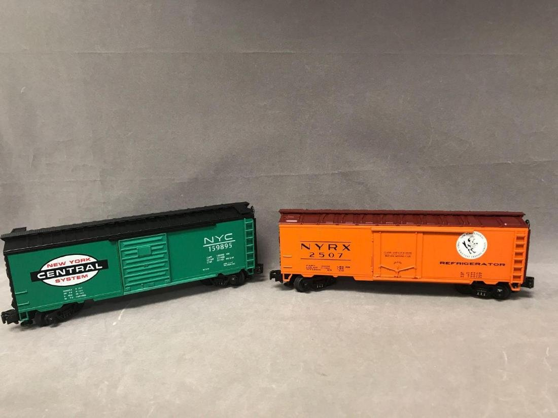 Lot of 8 MTH O scale Freight cars - 6