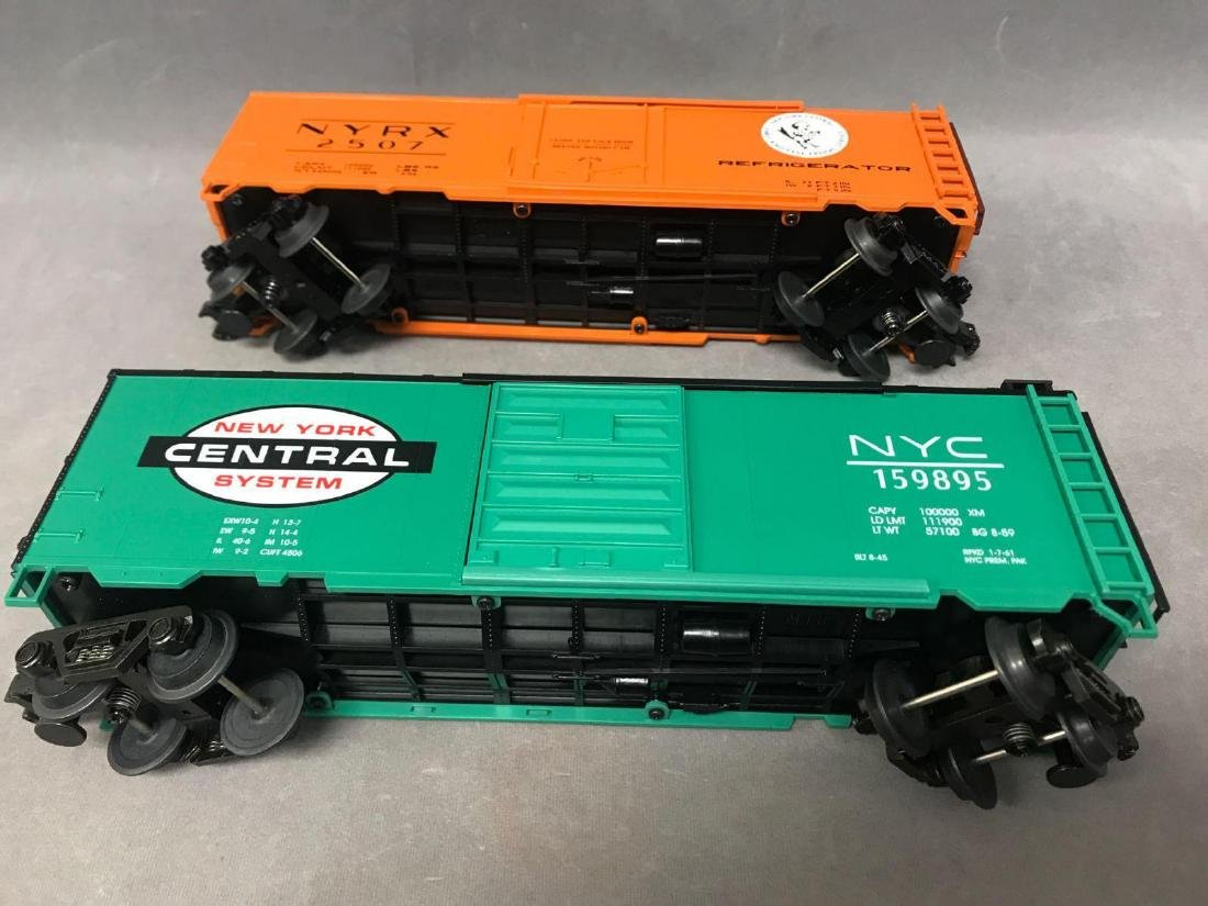 Lot of 8 MTH O scale Freight cars - 7