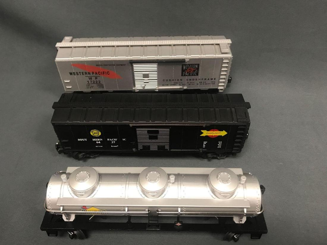 9 Lionel, Williams and IDM by UMD, O scale Freight car - 4