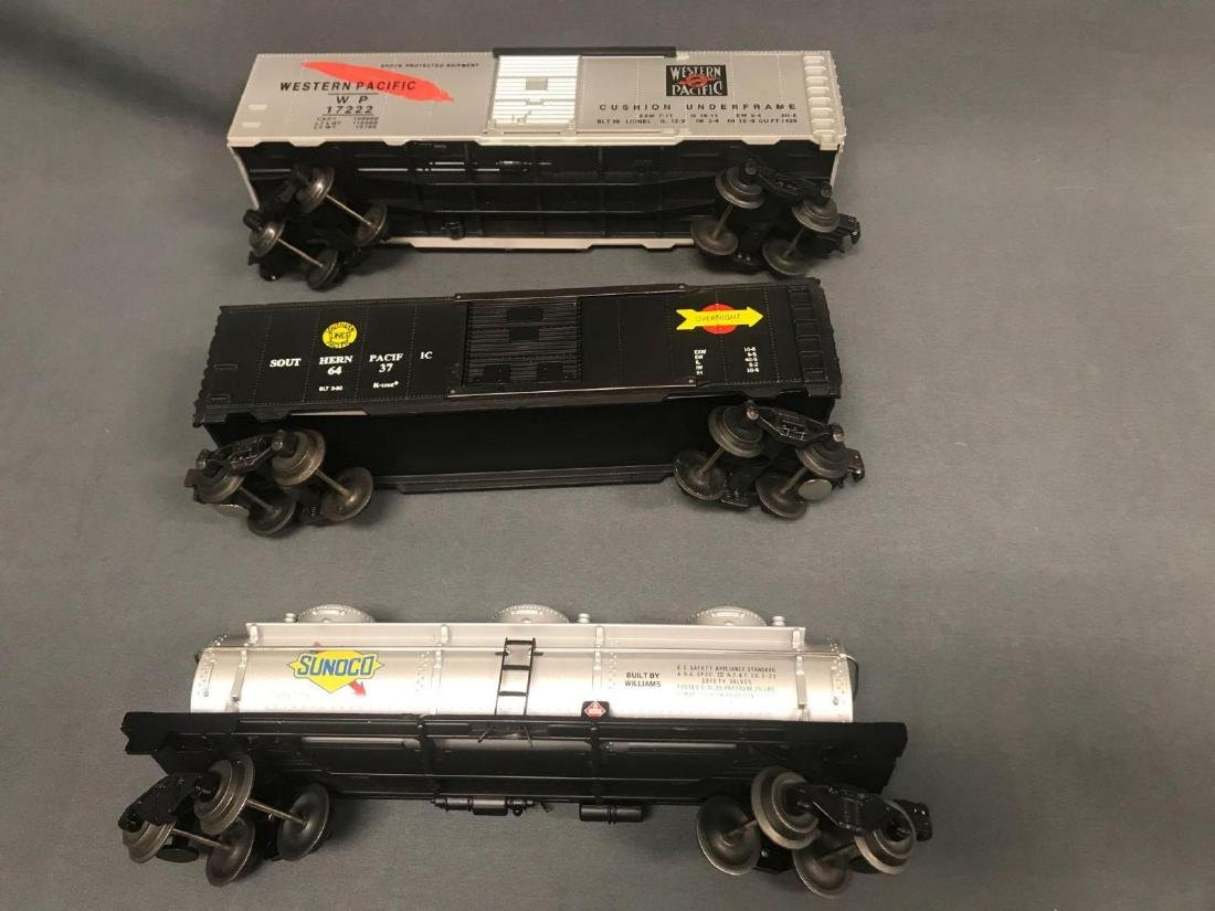 9 Lionel, Williams and IDM by UMD, O scale Freight car - 5