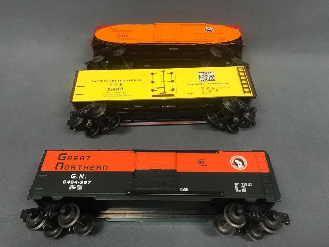 9 Lionel, Williams and IDM by UMD, O scale Freight car - 7