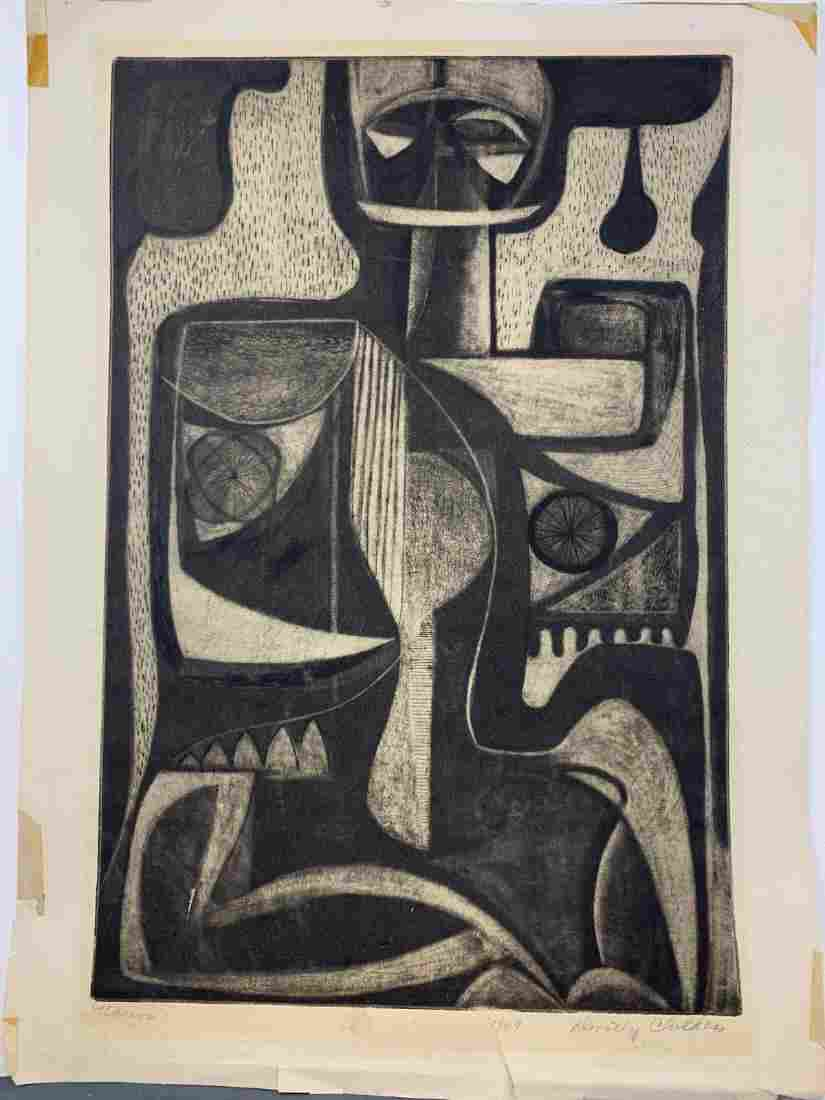 Dorothy Childers (San Francisco), Early Modernist