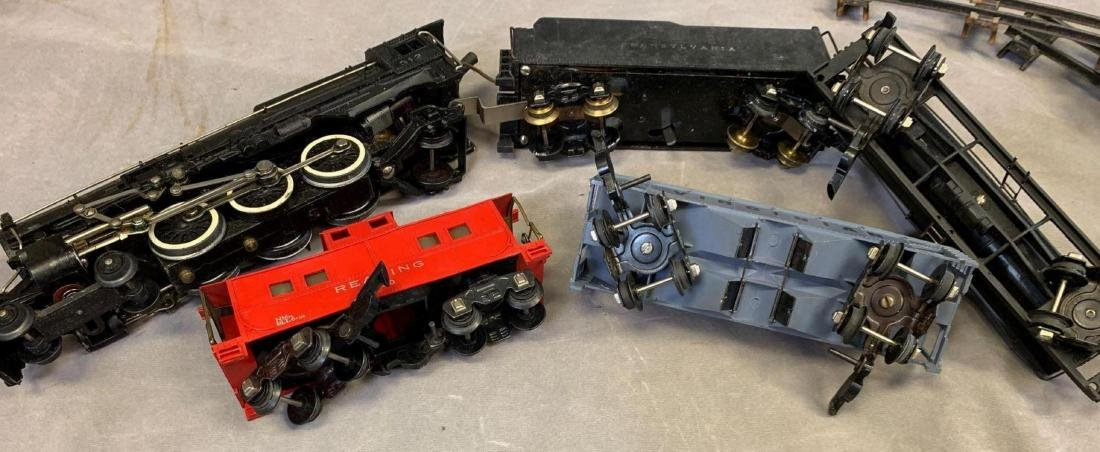 1940's-50's American Flyer O scale main line freight - 5