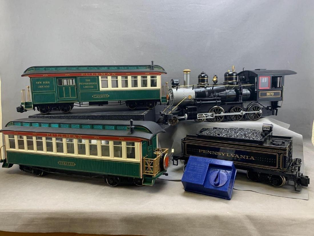 Bachmann Big Haulers G scale electric operated train - 3