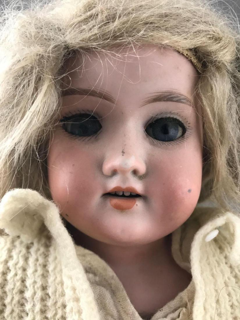 Late 1800santique Floradora doll by Armand Marseille - 4