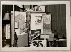 Lloyd Ullberg Photograph Estate Stamped