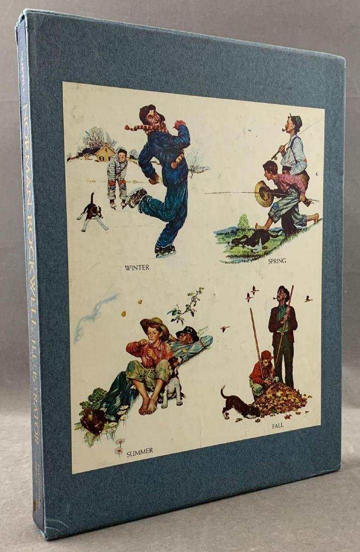 Norman Rockwell, Illustrator, Hardcover Book