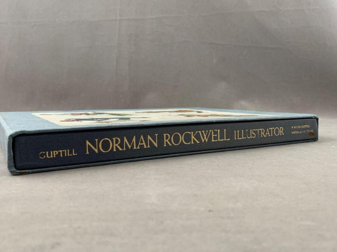 Norman Rockwell, Illustrator, Hardcover Book - 4
