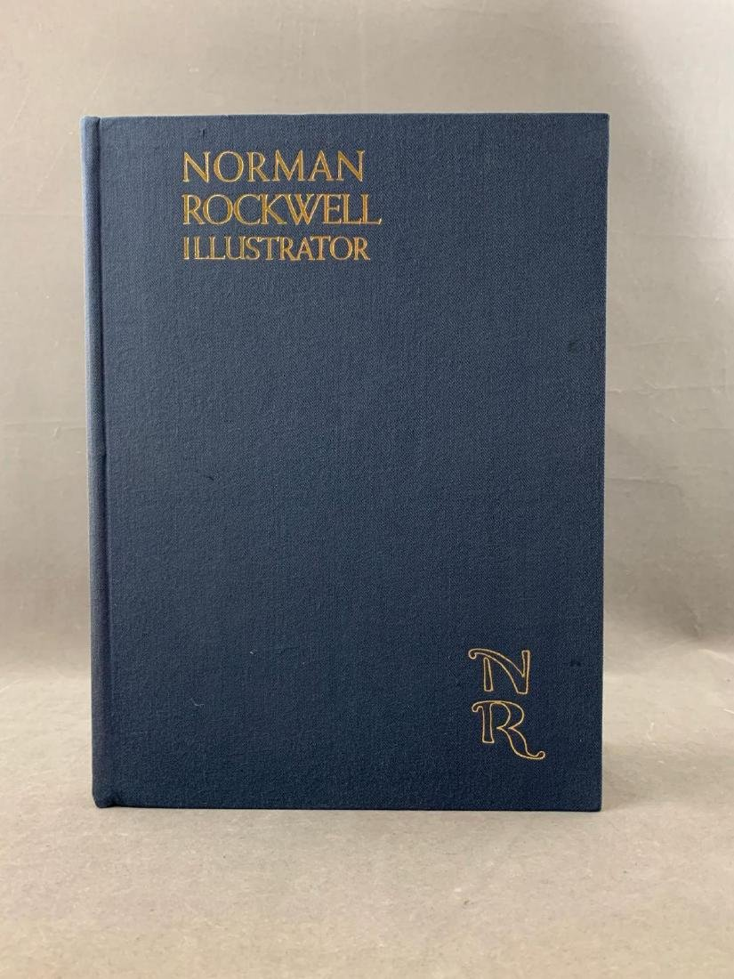 Norman Rockwell, Illustrator, Hardcover Book - 6
