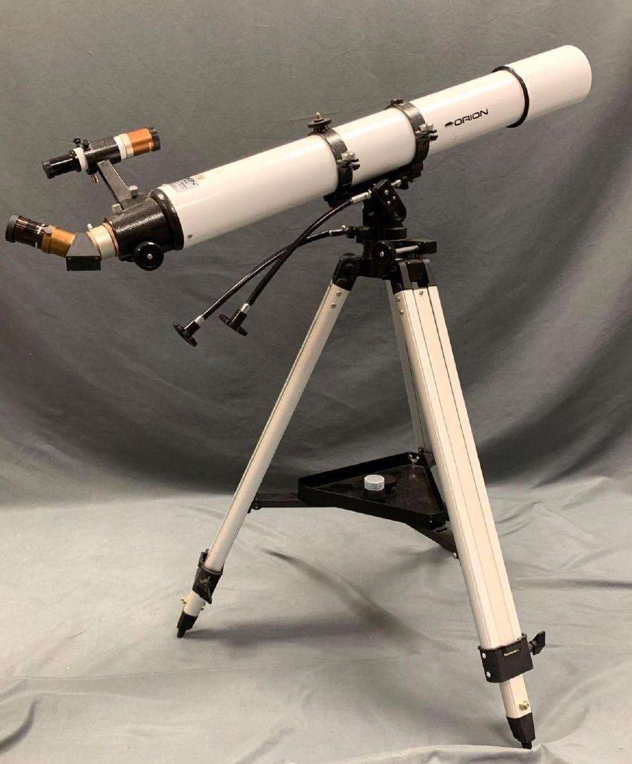 Orion Explorer 90 AZ Altazimuth Refractor Telescope,