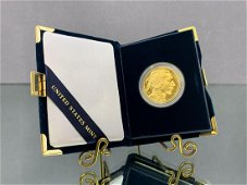 2006 American Buffalo One Ounce Gold Proof Coin in Mint