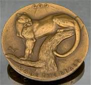 Medallic Art Co NY Bronze and Society of Medalists