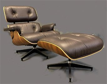Charles And Ray Eames For Herman Miller Lounge Chair
