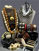 Large 37 Piece Costume Jewelry Lot