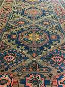 Hearst Castle Collection Oriental Hand Woven Rug