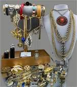 69 Piece Costume Jewelry Lot