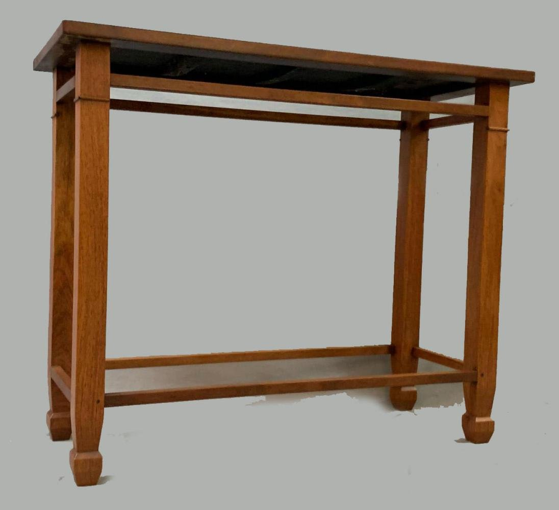 Chinese Style Mixed Hardwood Console Table