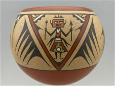Margaret and Luther Gutierrez Pottery Native American