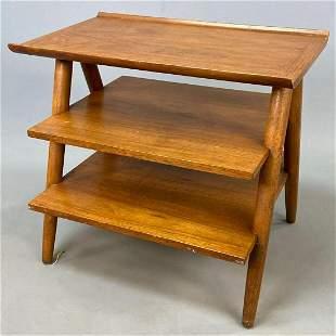 Mid Century Modern Side Table,