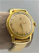 18k Omega Automatic Watch