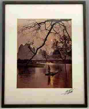 Don Hong-Oai, Chinese River Landscape