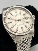 Oyster Perpetual Rolex Diamond Watch